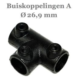 Buiskoppelingen 26,9 mm