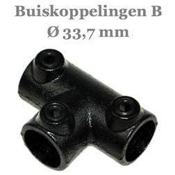 Buiskoppelingen 33,7 mm