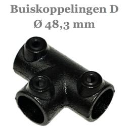 Buiskoppelingen 48,3 mm
