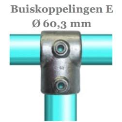 Buiskoppelingen 60,3 mm