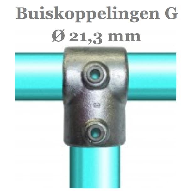Buiskoppelingen 21,3 mm